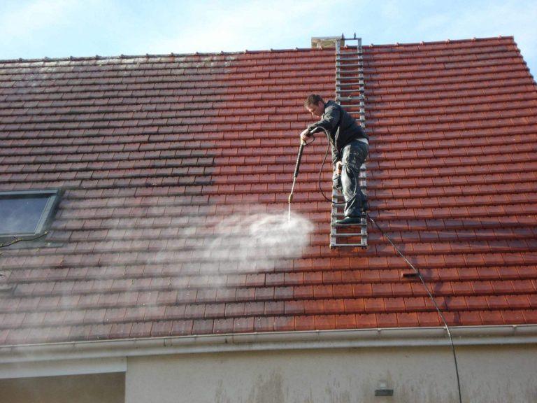Démoussage 92 couvreur 92 rénovation toiture 92 démoussage 92