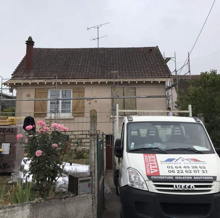 Couvreur 92 David Bischoff rénovation de toiture 92